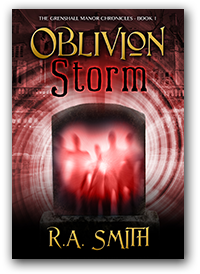 Oblivion Storm by R. A. Smith