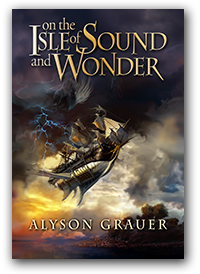 On the Isle of Sound & Wonder by Alyson Grauer