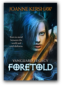 Foretold by Joanne Kershaw