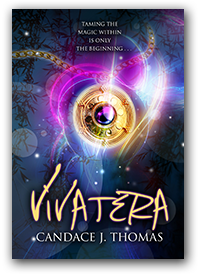 Vivatera by Candace J. Thomas