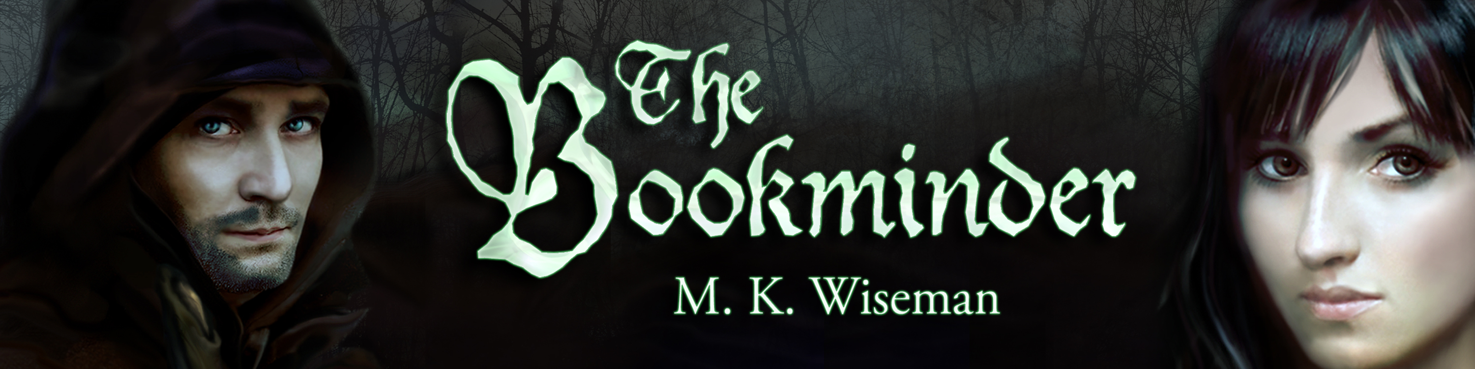 The Bookminder by M. K. Wiseman