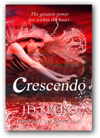 Concerto by JD Spero, Book 2 of the Forte series